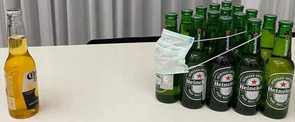 caso birra corona corona virus
