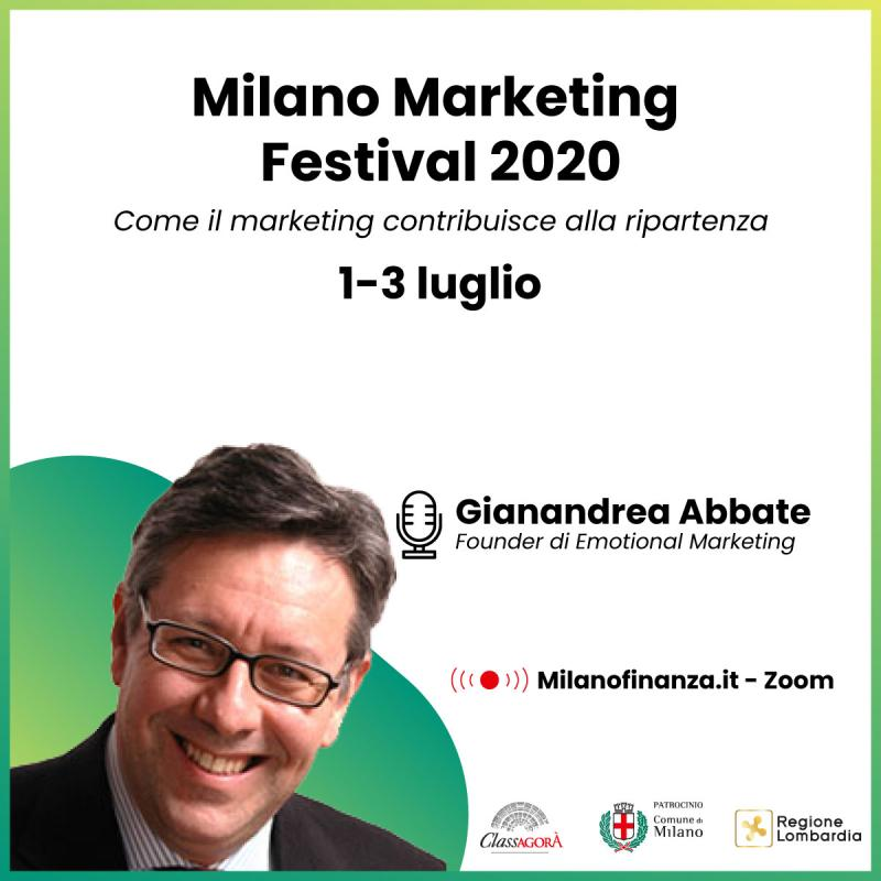 Milano marketing festinva